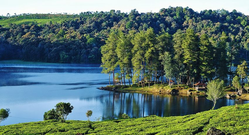 Situ Patenggang Bandung West Java  Landscape Lake View