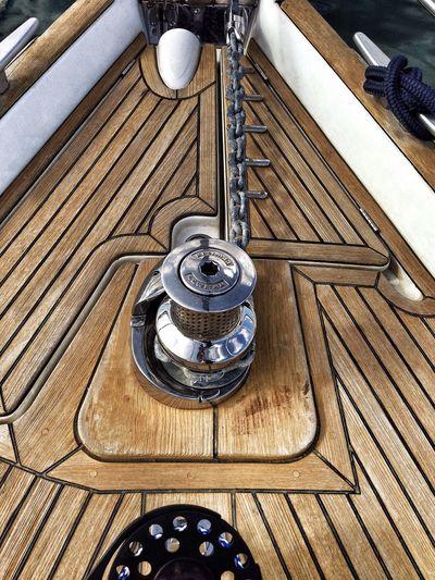 Sail Boat Desk Cubierta Velero