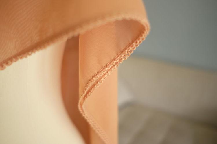 Close-up of hijab
