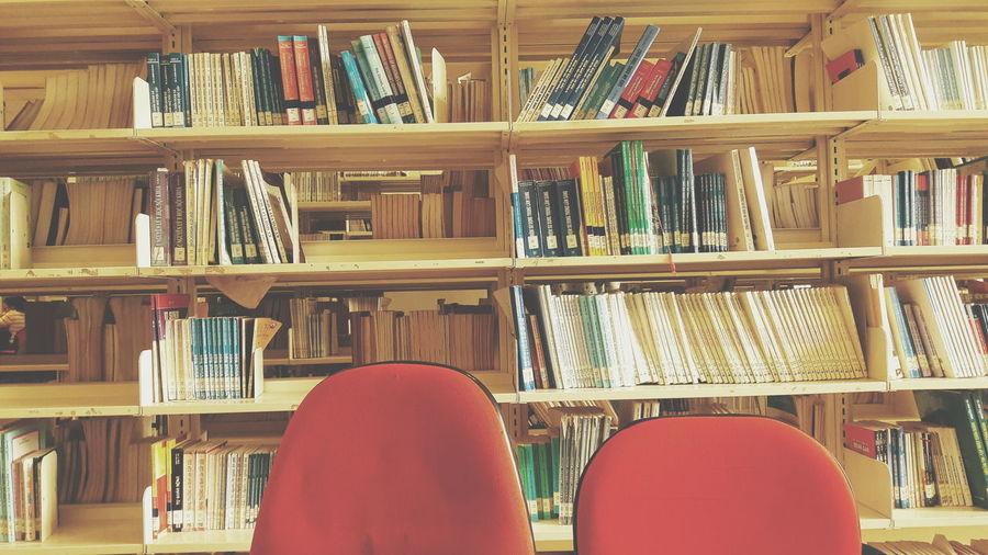 Sad Library First Eyeem Photo