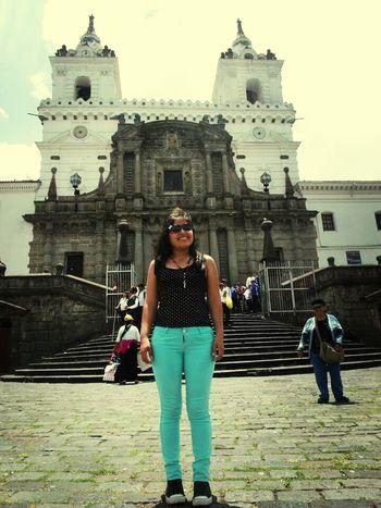 Church (: Uio Trip Ecuador