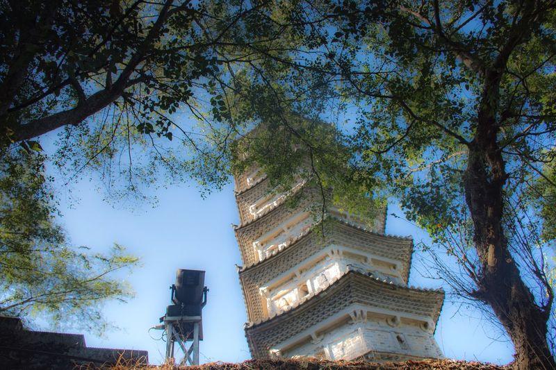 东塔公园 塔