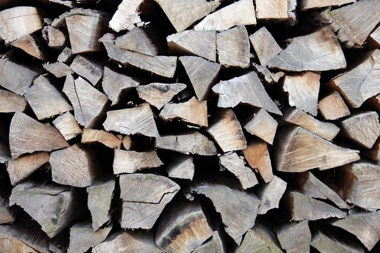woodpile I Wood Backgrounds Close-up Day Firewood Log Lumber No People Outdoors Pattern Stack Textured  Timber Wood - Material Woodpile