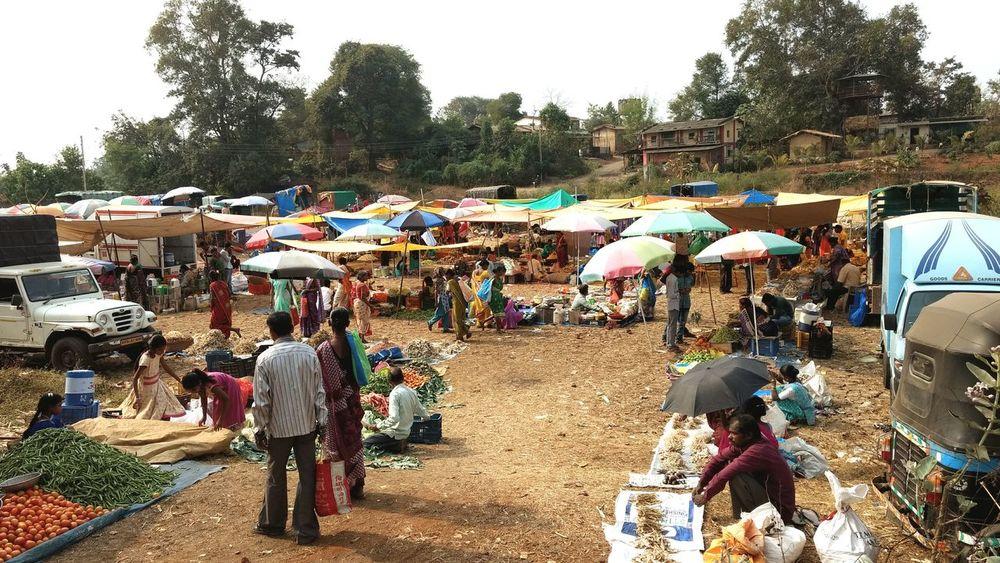 Bazaar Large Group Of People Outdoors Women People Adult Shops Village Life Rural India Crowd Vegetable Haat Haat Bazaar EyeEmNewHere The Great Outdoors - 2017 EyeEm Awards Visual Feast