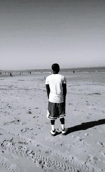 Running Time Beach