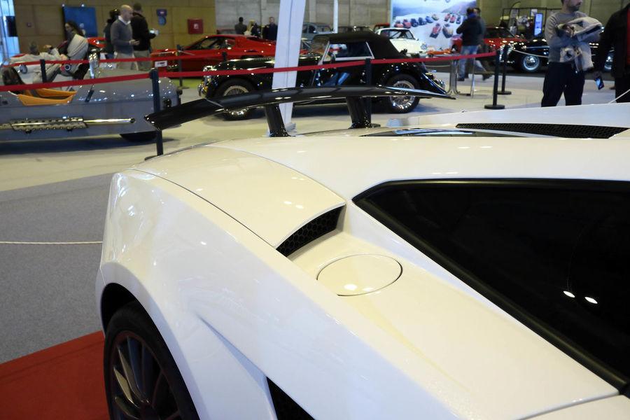 Lamborghini Gallardo closeup EyeEmNewHere Car Motor Vehicle Close-up Lamborghini Lamborghini Gallardo Showroom Cars White