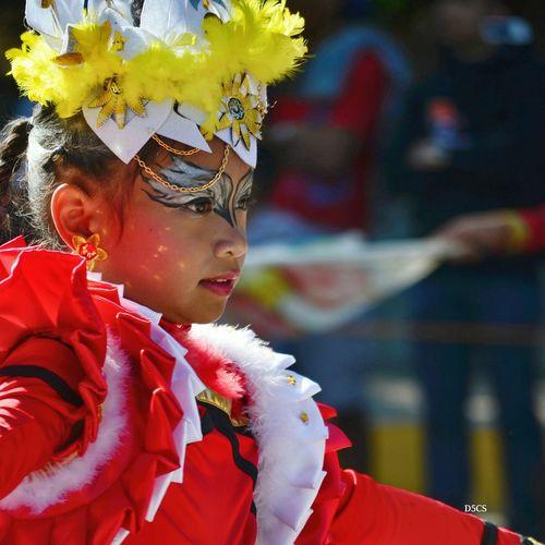 Girl Flower Festival Panagbenga Street Dance Child Girl