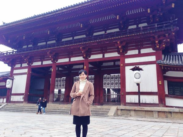 Japanese Shrine Japanese Temple Japan Nara,Japan