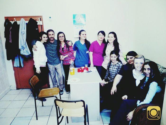 Doğum Günü Hastane Arkadaşlık Birliktemutluyuz