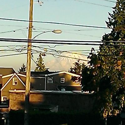 This capture does not do justice to the beautiful view of Mtrainier from my deck....now if I could just chop down the power line pole...... Ttown TTownstyle Tacompton TacomaWa 253 253zzy PNW UpperLeftUSA Instagrammy Instagood Instagrammy Starboy StarboyStyle CauseImAStar