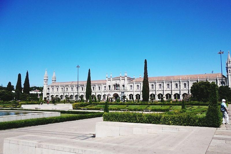 Mosteiro Dos Geronimos Iconic Lisbon Visitbelem.pt Lisboa Portugal Cityscapes Amazing Architecture