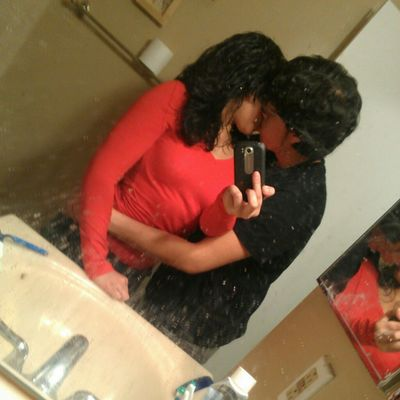 Me and my hubby <3