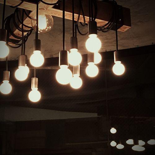 Illuminated Lighting Equipment Indoors  Modern Electric Light No People City Life