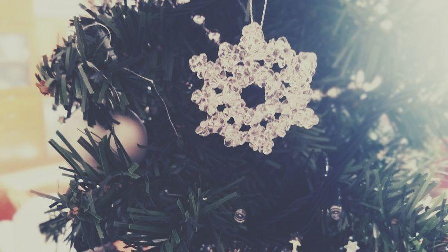 Christmas Decoration Snow Light