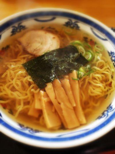美味いね。中華そば600円♪ IPhoneography Noodles