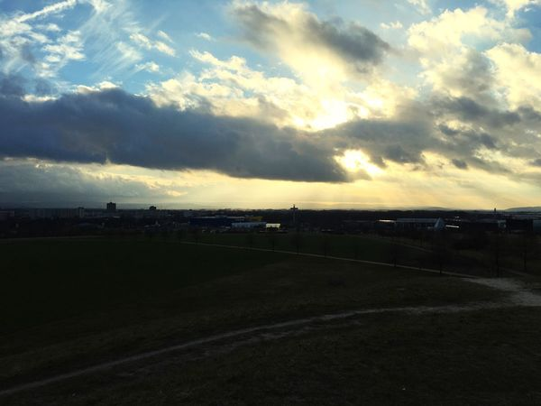 Hanover Sky Clouds