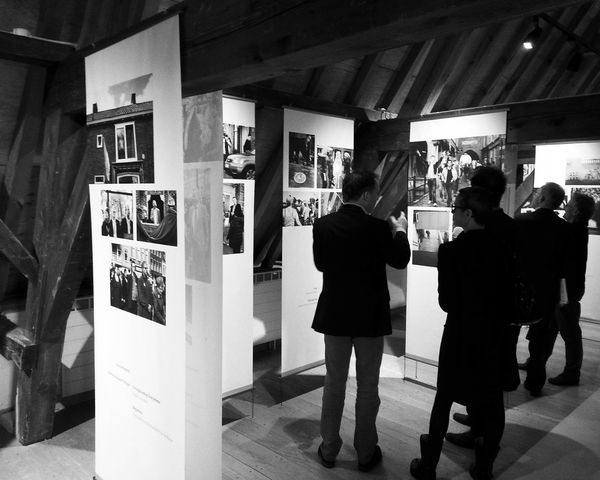 Exposition 'De Culemborgers' Monochrome Blackandwhite Black And White Bw_collection