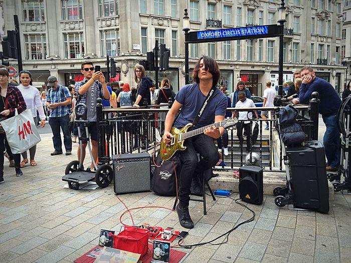 Music on my ear TPG Street Photography
