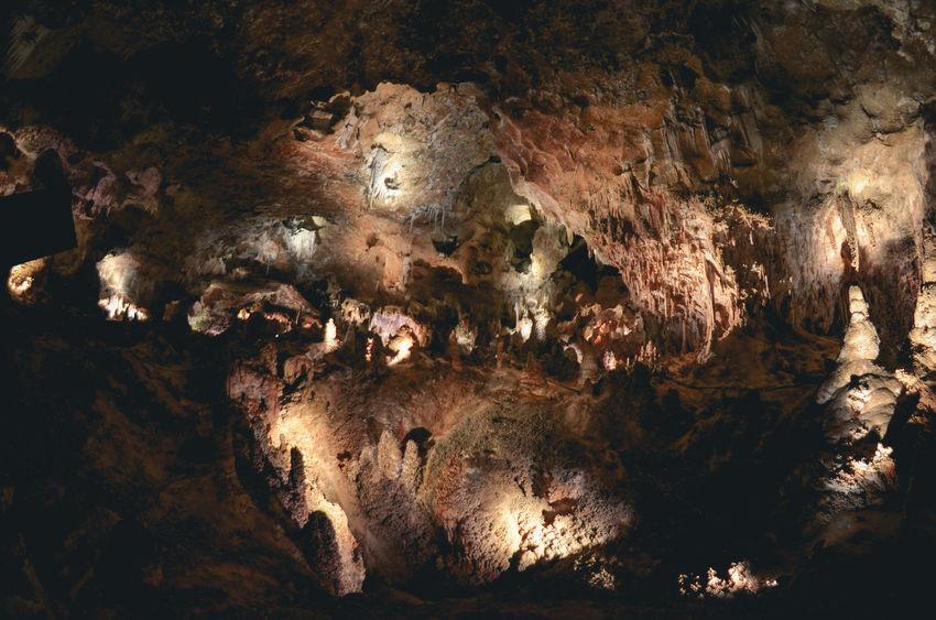CarlsbadCaverns Carlsbad Caves Cavern Long Exposure