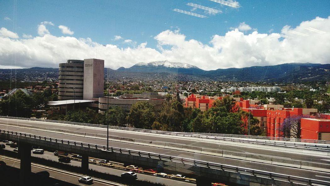 Vista desde la oficina Ajusco Office View Cityscapes Mexico De Mis Amores