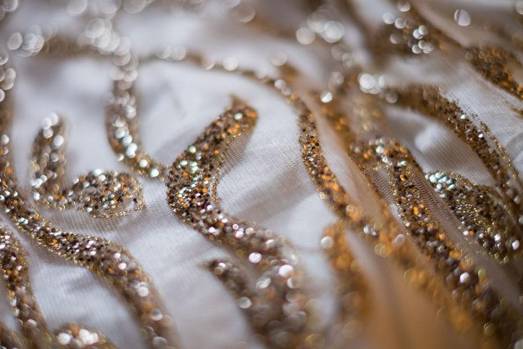 Full frame shot of jewelry