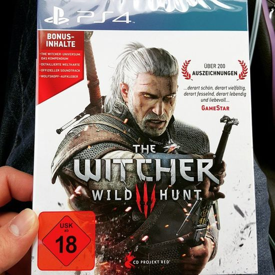 Hey buddy.. Thewitcher3 has to fill the time until batman arkham knight PS4