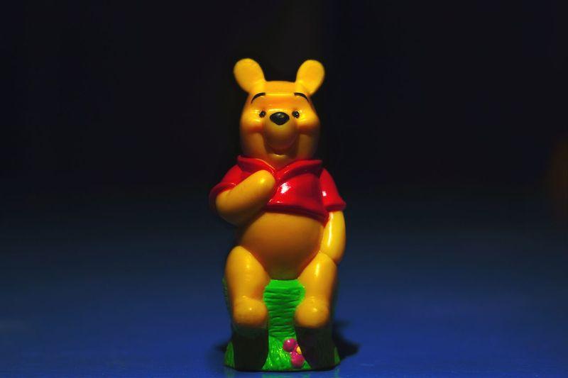 Toy Juguete Oso  Winnie-the-Pooh Cute EyeEmNewHere