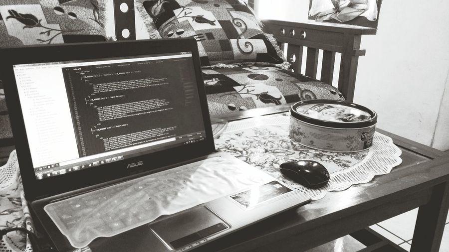 It's time to ngoDding Taking Photos Coddingtime PhpProject LearningForMyExams O.o