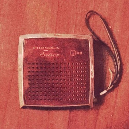 Old Radio Phonola Senor RT7185 1970