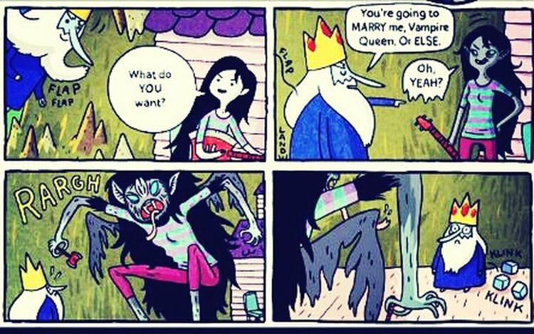 i lovee Adventure Time! :D