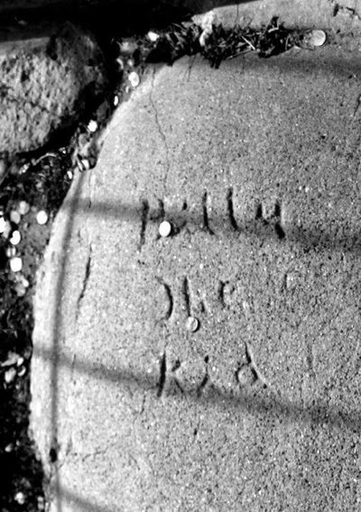 Day Outdoors Sunlight Close-up No People Fort Sumner, New Mexico Western Desert Billy The Kid Graveyard Blackandwhite Photography