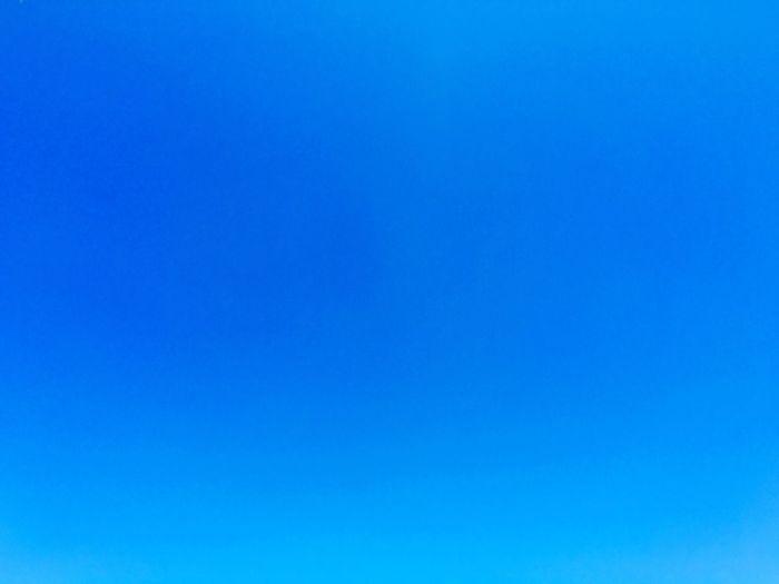 Full Blue Sky Degrade Colors Clear Sky Beautiful Day Parfait Pour Bronzé 💙 Portugal 🎈👻