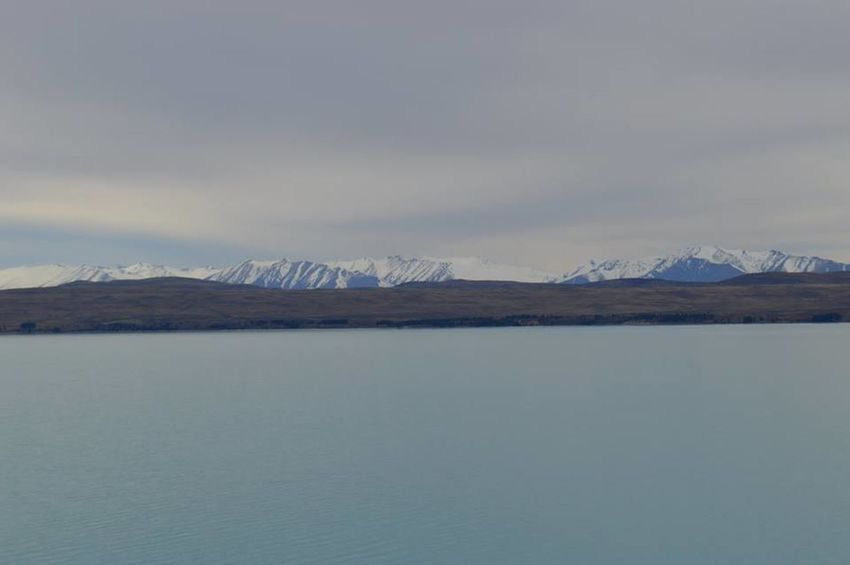 Aoraki Holiday Lost In The Landscape Lake Lake Pukaki Mount Cook Mountain New Zealand