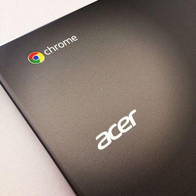 Acer meets Chrome im Chromebook C720