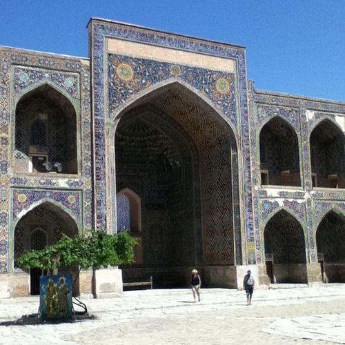 Samarkand Uzbekistan Greatsilkroad