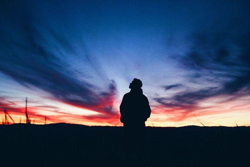 where dusk meets day Sunset Sunset Silhouettes Dusk Dusk Colours Silhouette Colors Grain Hiking Adventure Lookingup Vscocam Canon EyeEm Best Shots EyeEm Nature Lover EyeEm Sunset EyeEm Best Shots - Nature EyeEm Best Shots - Sunsets + Sunrise