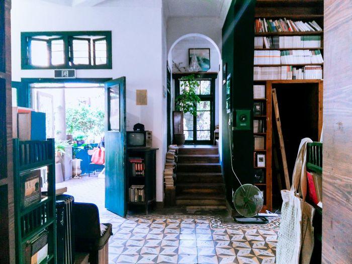 Old Times Bookstore At The Bookstore Interior Design Interior Views