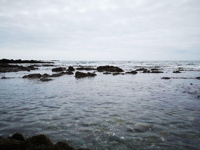 Grey Sky Rocks