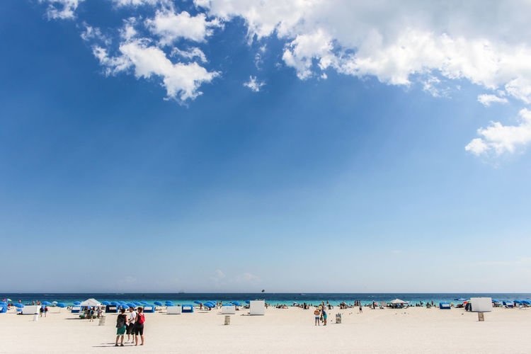 Adult Beach Beauty In Nature Cloud - Sky Day Horizon Over Water Large Group Of People Leisure Activity Lifestyles Nature Outdoors People Relaxation Sand Scenics Sea Sky Summer Tranquility Travel Destinations Vacations Water