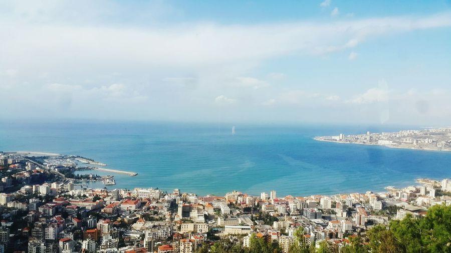 Sea Cityscape