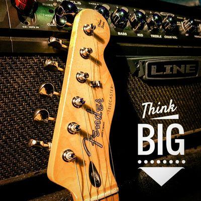 Fender Guitar AllYouNeedIsEcuador Uio Fender Rockn TelecasterDeluxe guitar Guitarist
