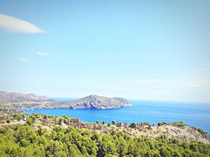 Italie Beauty In Nature Sea Mountain