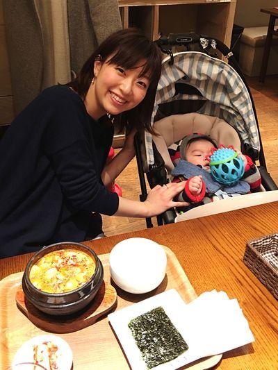 Korean Food Smiling Sundubu Jjigae Food Mom&son Mom&baby SoDelicious Tachikawa,Japan Shopping