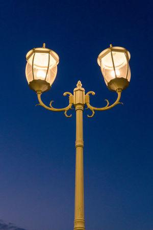 Classic lamp Blue Galaxy Sky Street Light Lighting Equipment Lamp Light Bulb Electricity  Electric Light Lamp Post Energy Efficient Lightbulb First Eyeem Photo