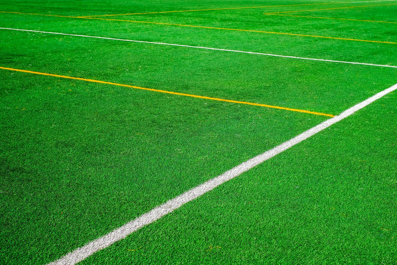 football field lines Football Football Fever Backgrounds Day Football Field Football Game Football Stadium Grass Green Color Green Turf Nature No People Outdoors Playing Field Soccer Soccer Field Sport Turf White Line