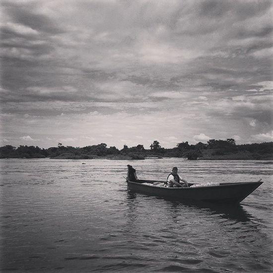 Boat Water NileRiver River Dock Sailing Nature Africa Blackandwhite Sky Traveling Naturelovers Trip Adventure Uganda