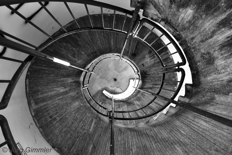 Canon Canonphotography Canon_photos Canon Eos  Canon 18-55 Bw Black And White Blackandwhite B/W Photography B/w Spiral Staircase Spiral Steps And Staircases Staircase Spiral Stairs Railing Architecture Built Structure Stairs