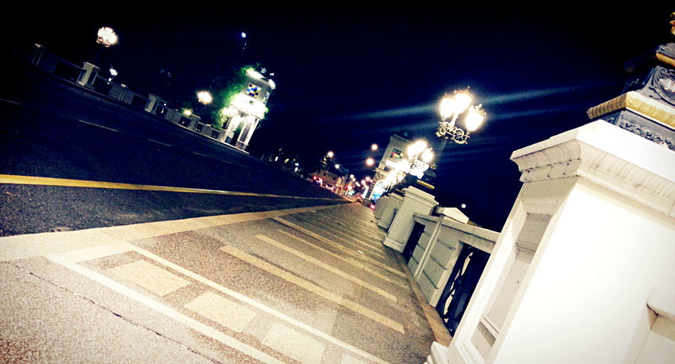 First time stop by Kinta River for pic-cap~^^ Night View Kinta River Ipoh