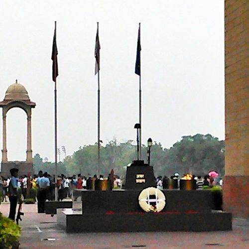 Respect Martyrs Sacrifice Courage lovefortheircountryindiagate