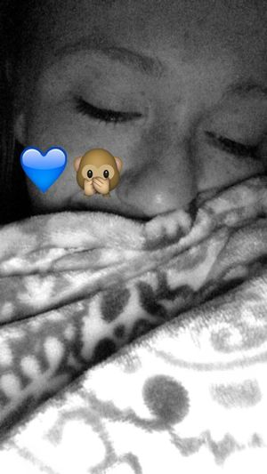 going to bed with a smile on my face . 😍💙